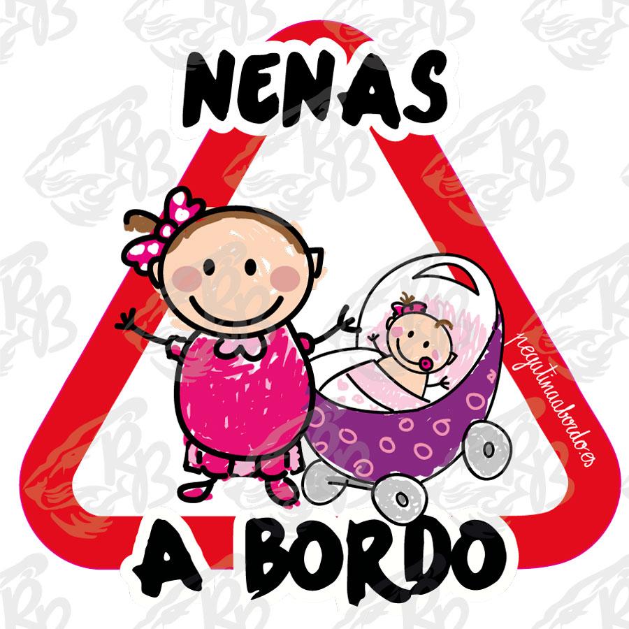NENAS A BORDO