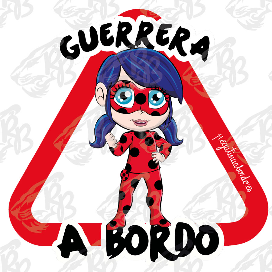 GUERRERA LADY A BORDO