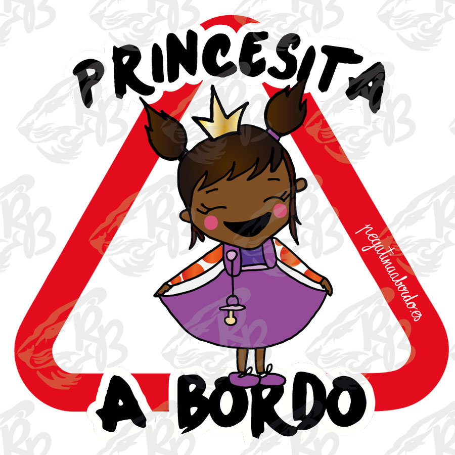 PRINCESITA MULATA A BORDO