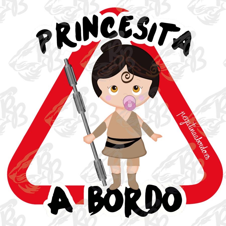 PRINCESITA STAR A BORDO