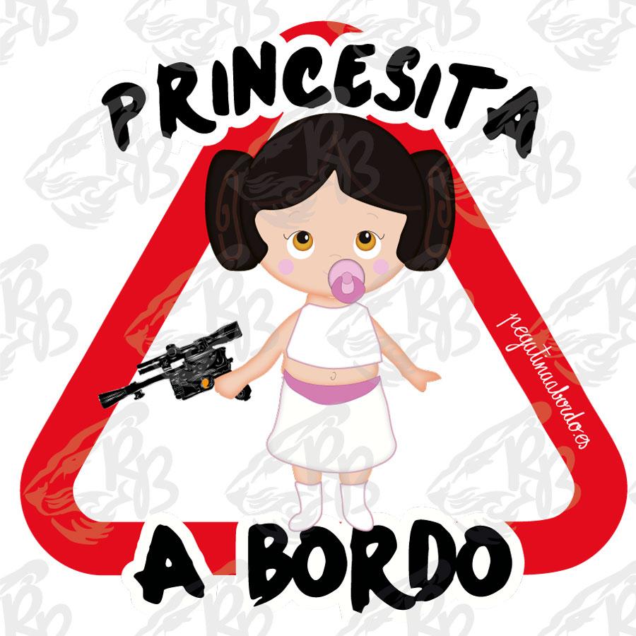 PRINCESITA CON PISTOLA A BORDO