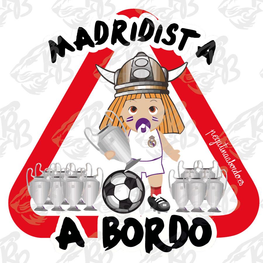 MADRIDISTA A BORDO