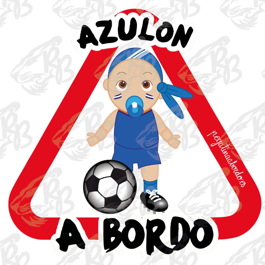 AZULON A BORDO