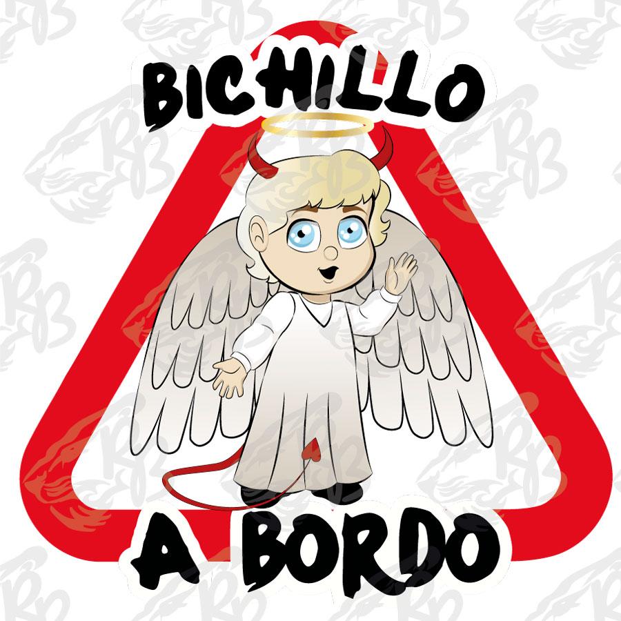 BICHILLO ANGEL A BORDO