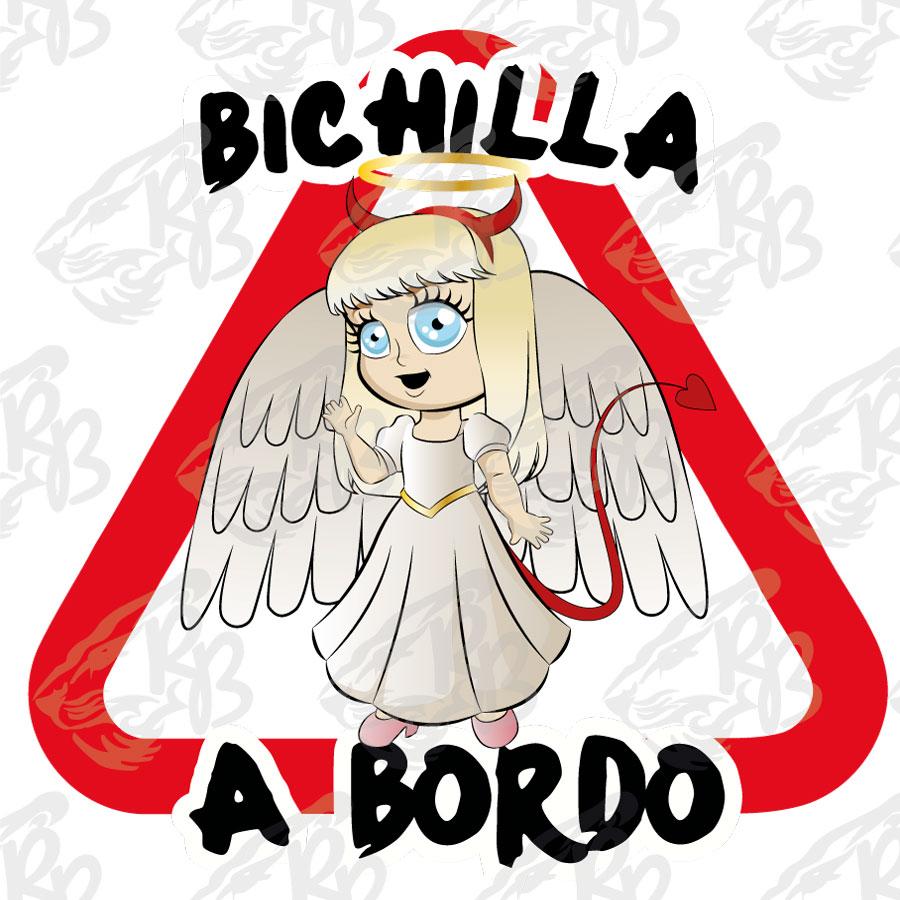 BICHILLA ANGEL A BORDO