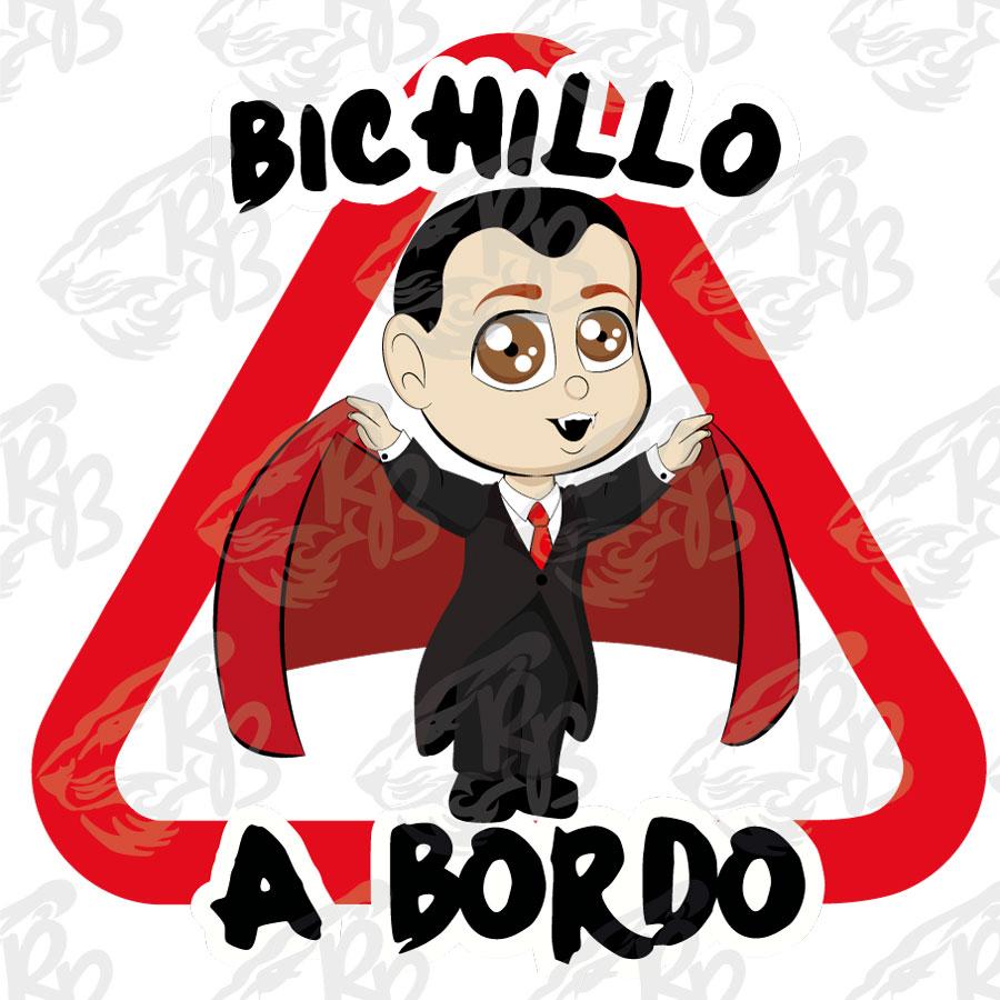 BICHILLO DRACULA A BORDO