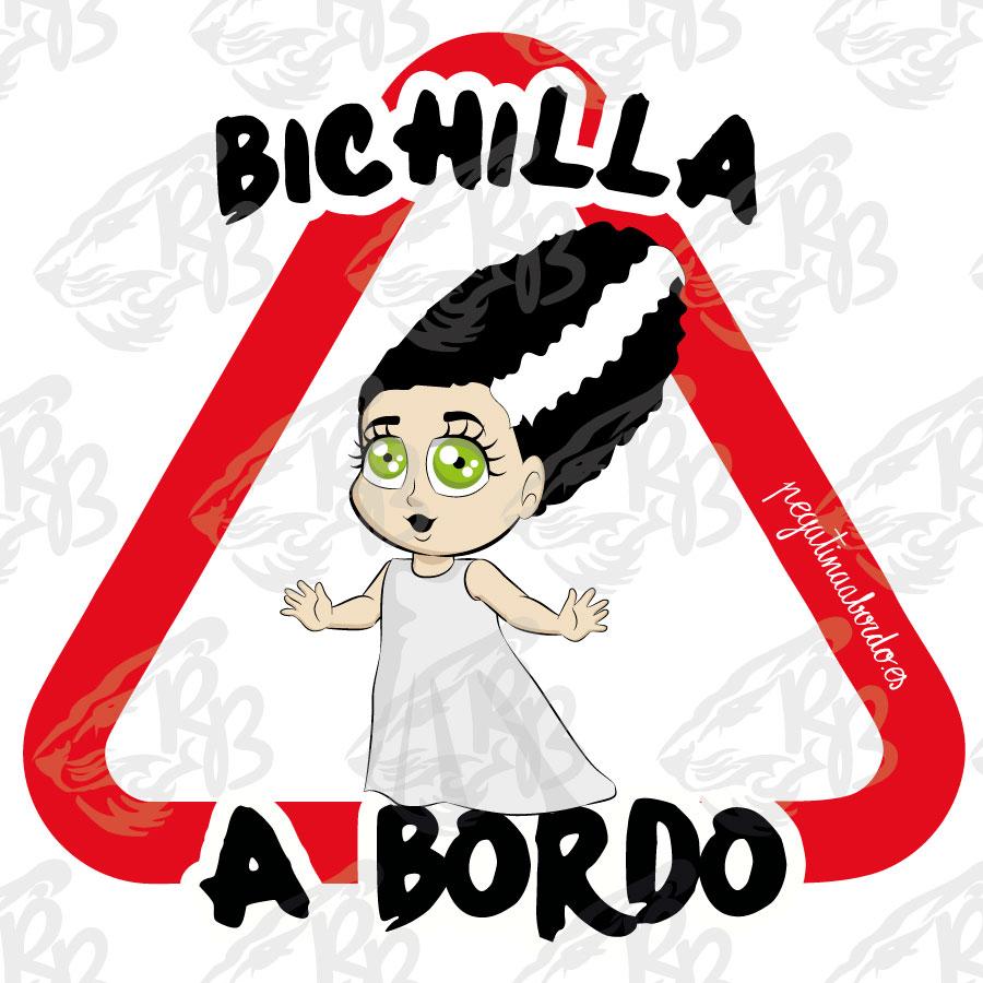 BICHILLA NOVIA A BORDO