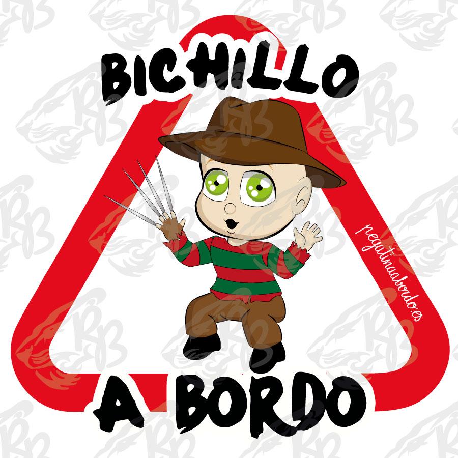 BICHILLO FREDDY A BORDO