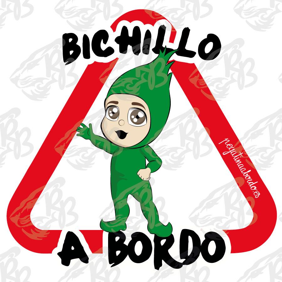 BICHILLO GRINCH A BORDO