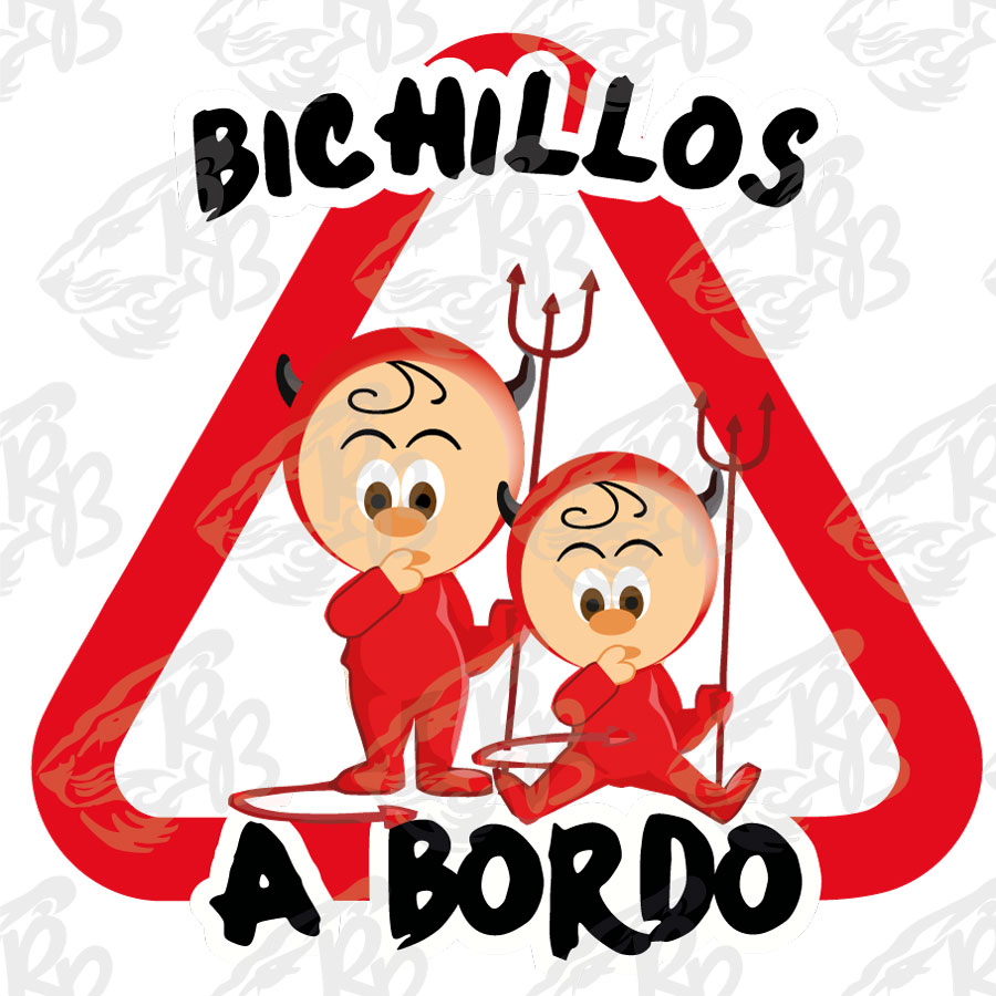 BICHILLOS DIABLILLOS A BORDO