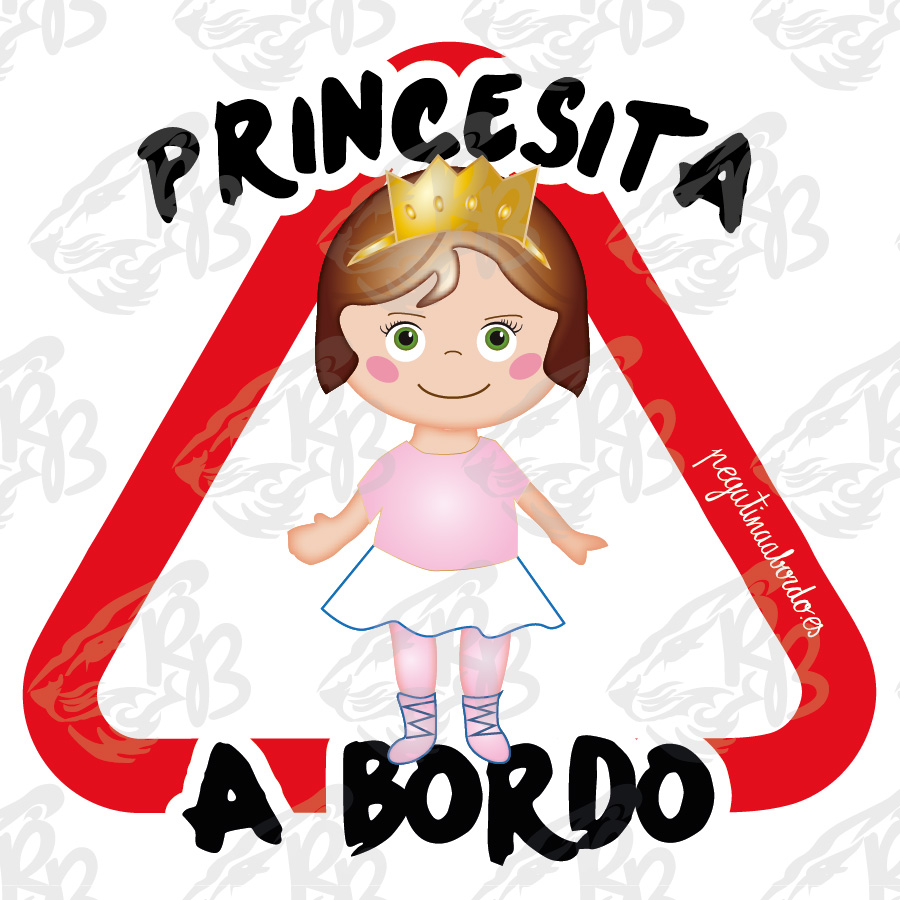 PRINCESITA BAILARINA A BORDO