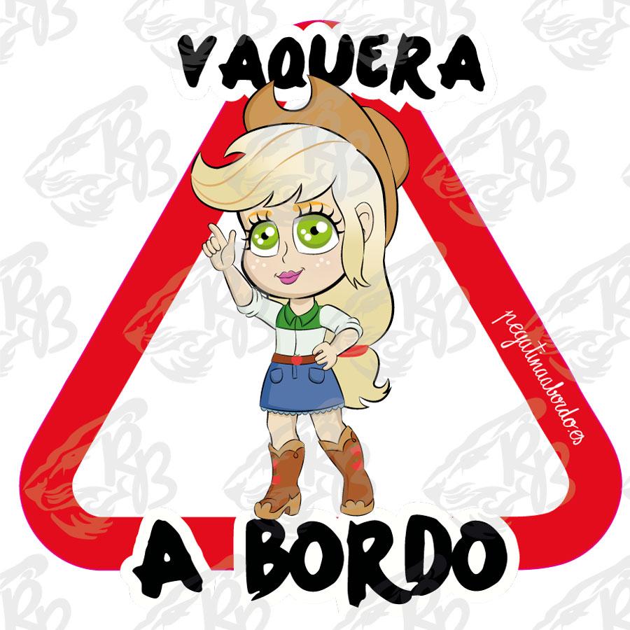 VAQUERA A BORDO