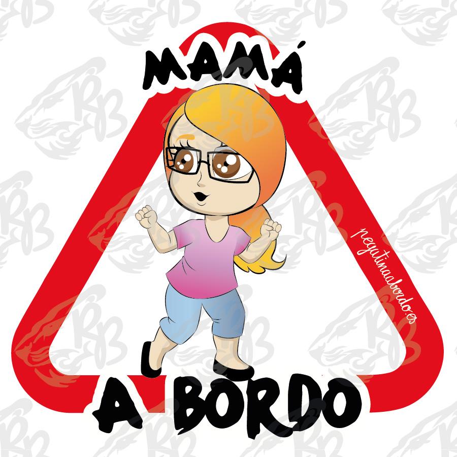 MADRE A BORDO