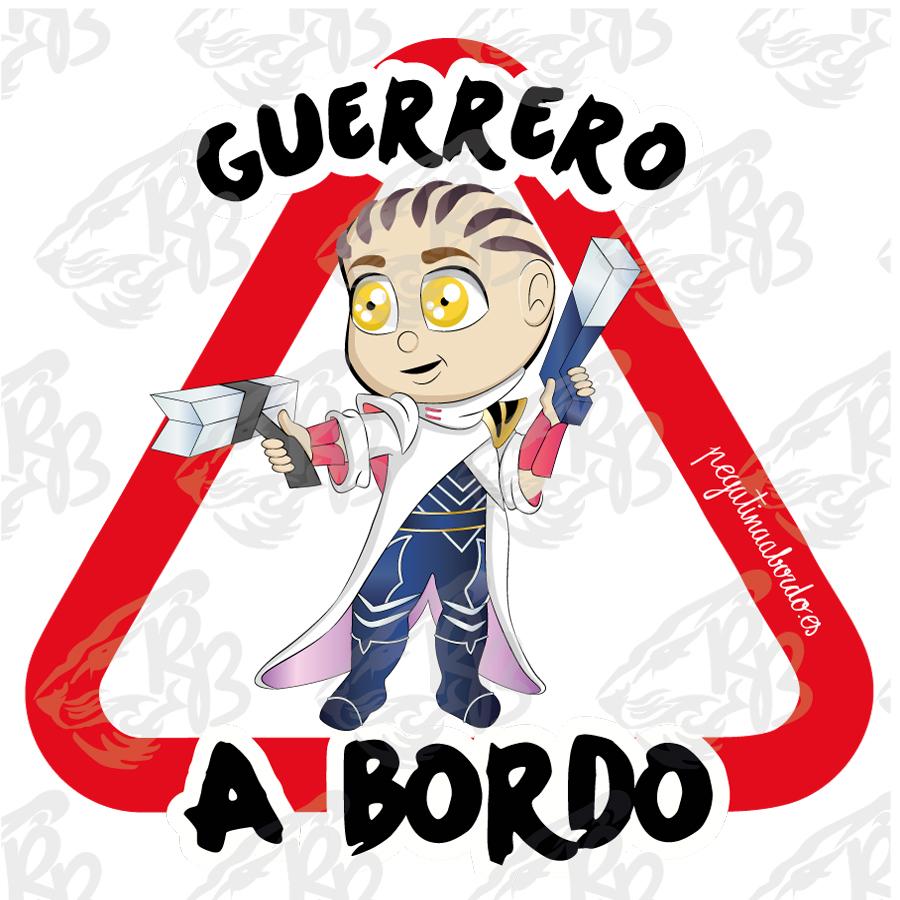 GUERRERO PURIFICADOR A BORDO