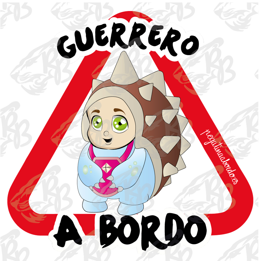 GUERRERO ARMADILLO A BORDO