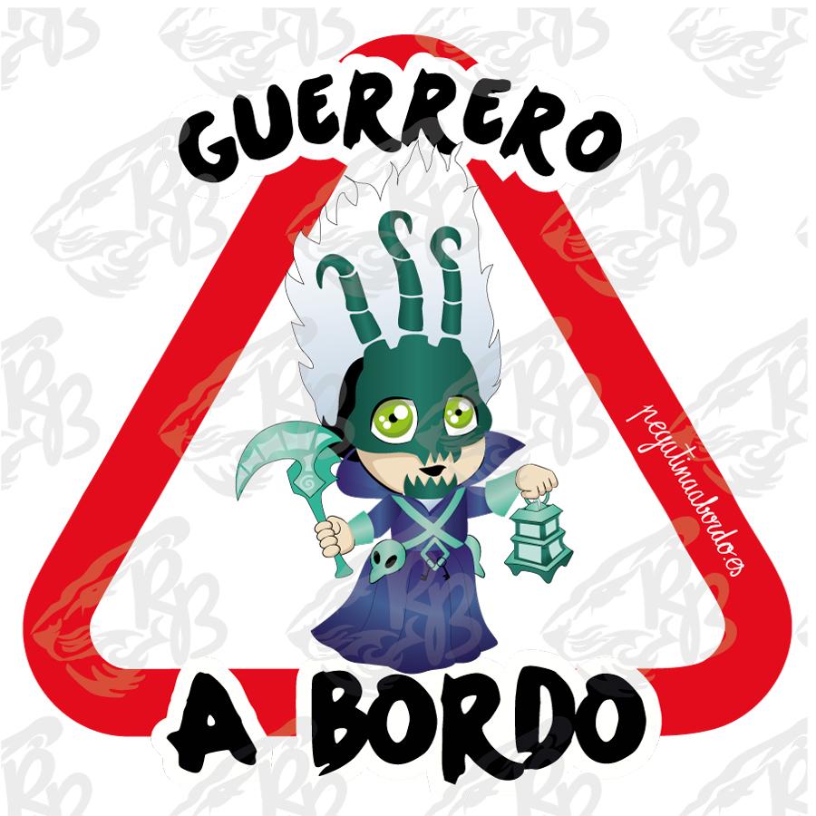 GUERRERO GUARDIÁN A BORDO