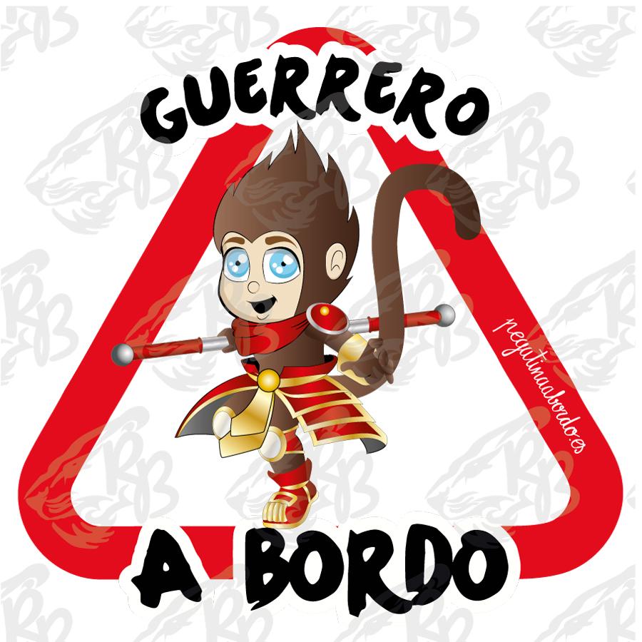 GUERRERO ÁGIL A BORDO