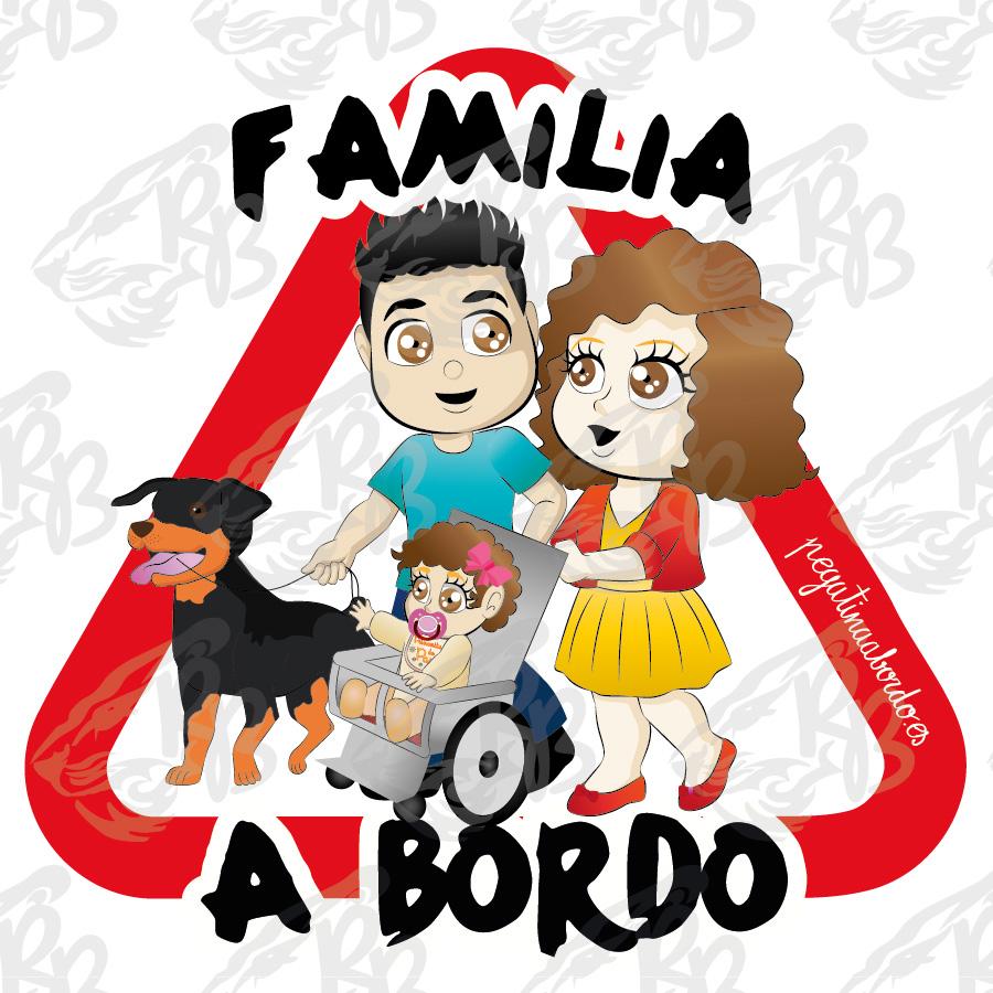 FAMILIA 04 A BORDO