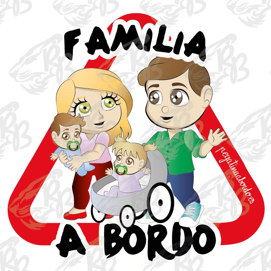 FAMILIA 05 A BORDO