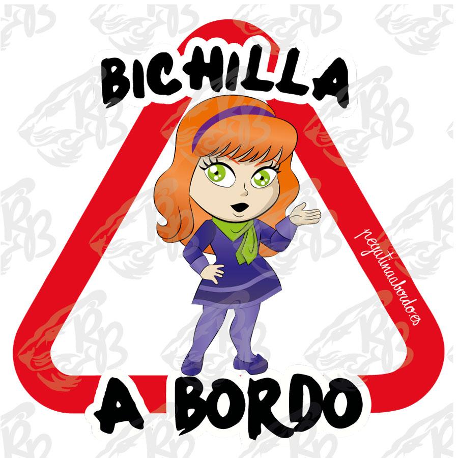 BICHILLA DETECTIVE PELIRROJA A BORDO