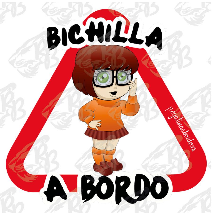 BICHILLA DETECTIVE CASTAÑA A BORDO