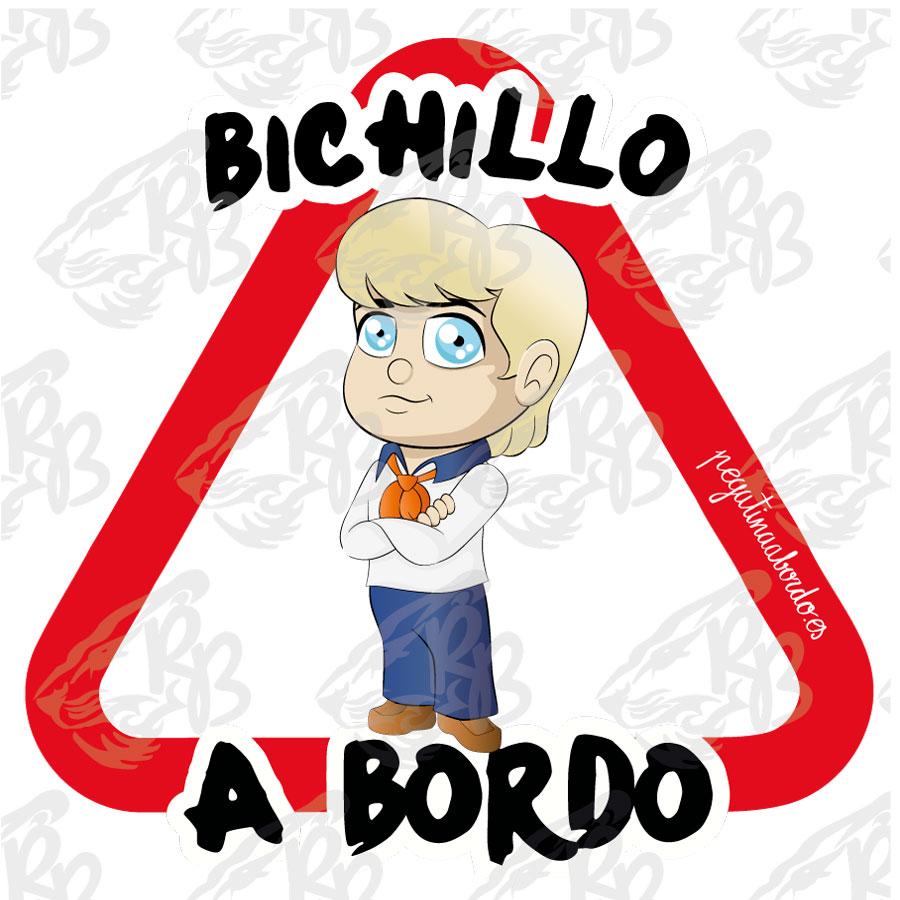 BICHILLO DETECTIVE RUBIO A BORDO