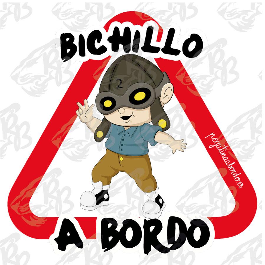 BICHILLO CON GAFAS DE AVIADOR A BORDO