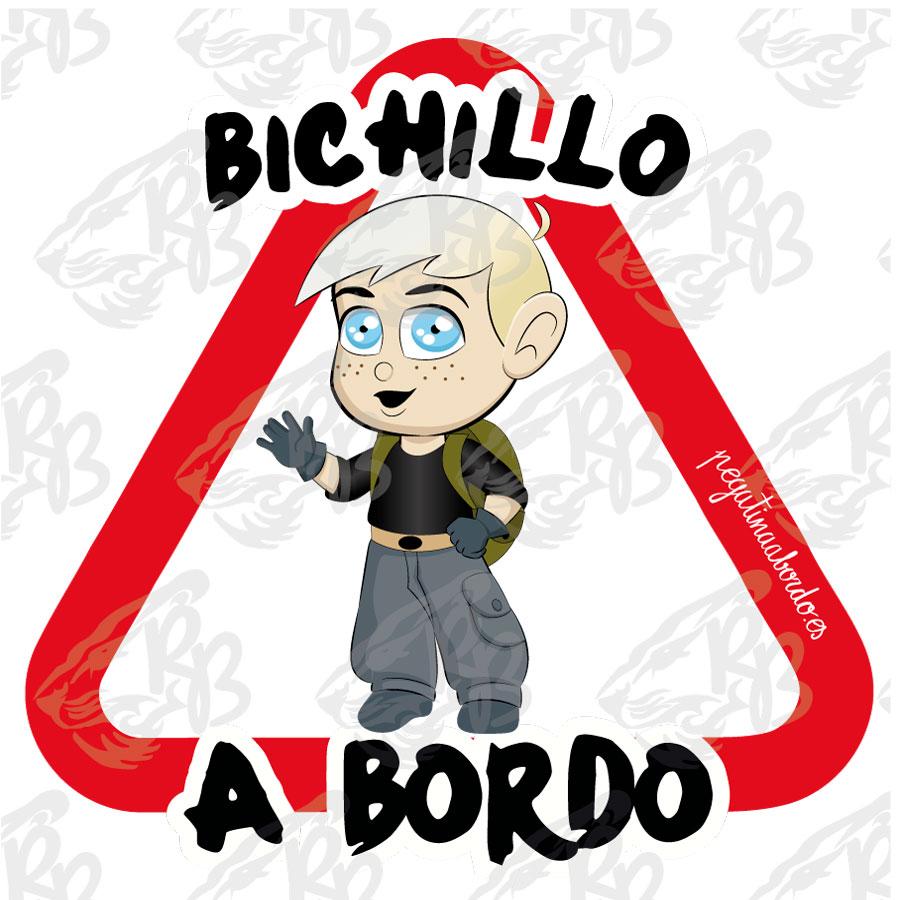 BICHILLO AGENTE RUBIO A BORDO