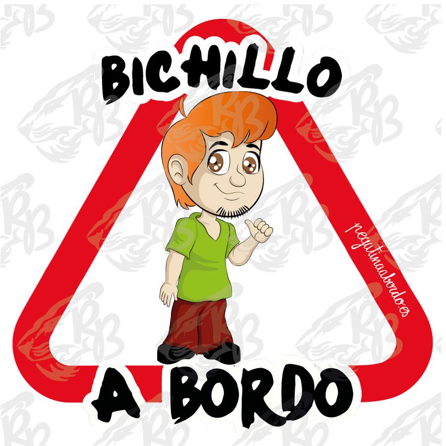 BICHILLO DETECTIVE CON BARBA A BORDO