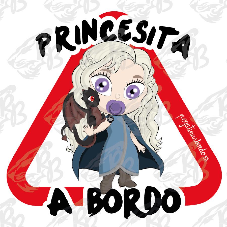 PRINCESA VIKINGA A BORDO