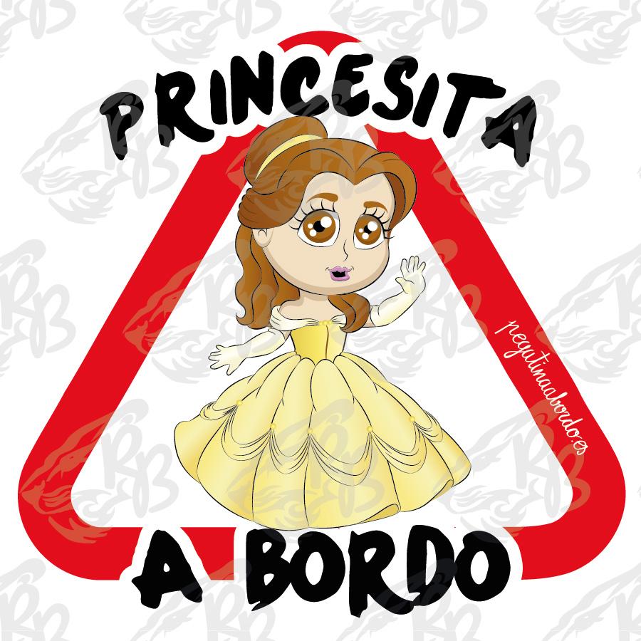 PRINCESITA BELLA A BORDO