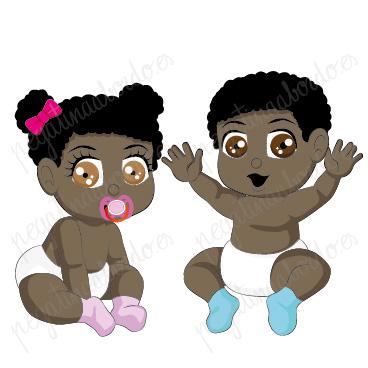 Bebes Negritos 1