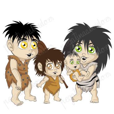 Familia Trogloditas