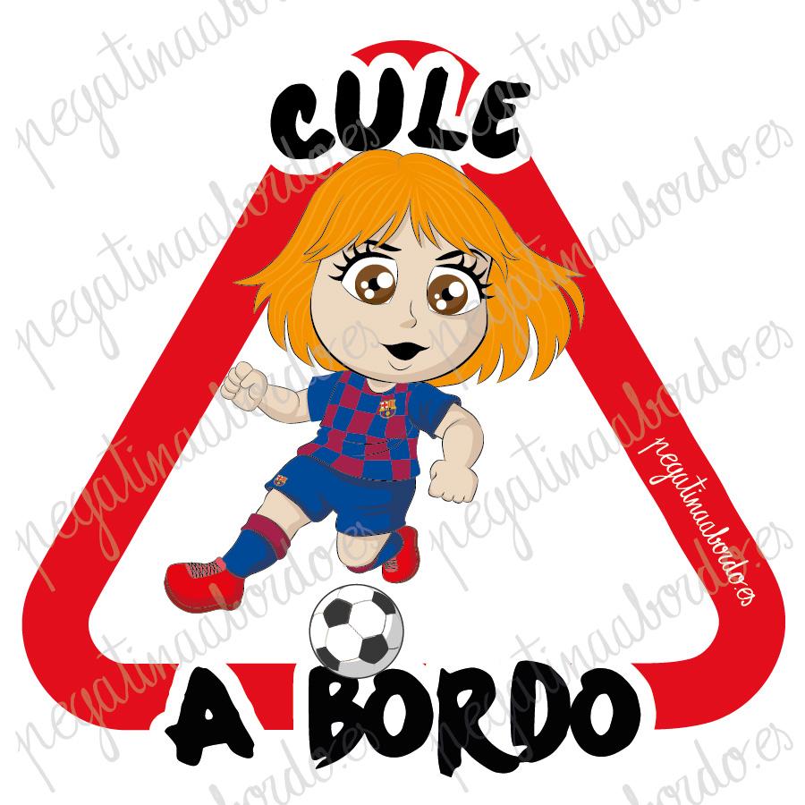 CULE CHICA 02 A BORDO