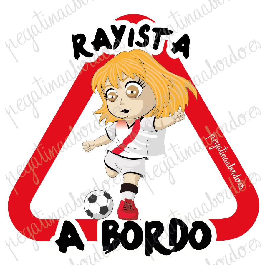RAYISTA CHICA 02 A BORDO