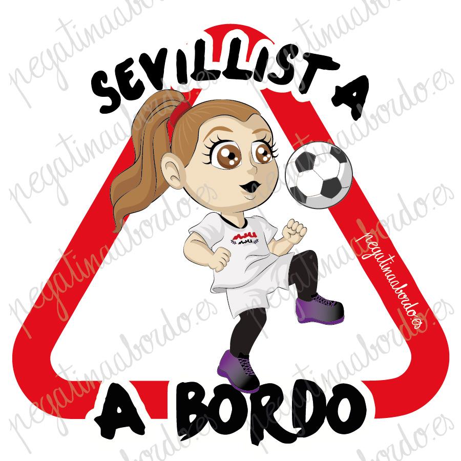 SEVILLISTA CHICA 02 A BORDO